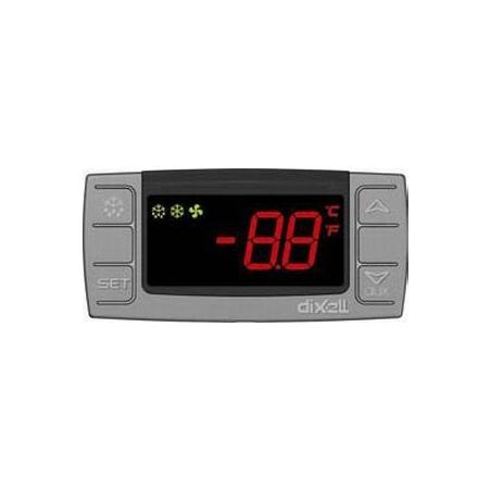 XR06CX controler de temperatura Dixell