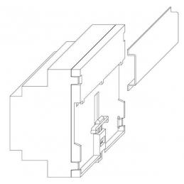 Interfata seriala RS485 - RS232 EVIF60RS