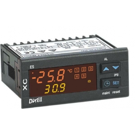 XC440C controler electronic Dixell la 12v