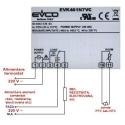 Termostat EVK401N7VC o sonda si 2 contacte