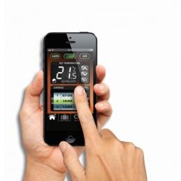 Reglarea temperaturii de acasa o poti face prin telefon